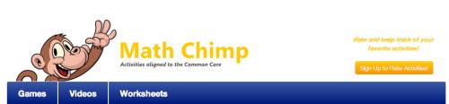 Math Chimp